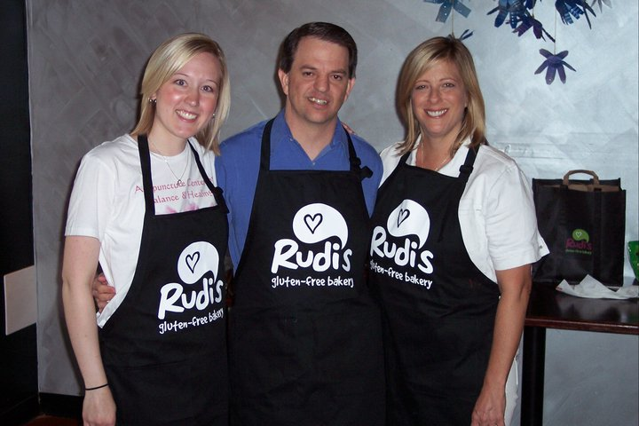 Rudi's National Cookoff Finalists - Terra John and Annalyn
